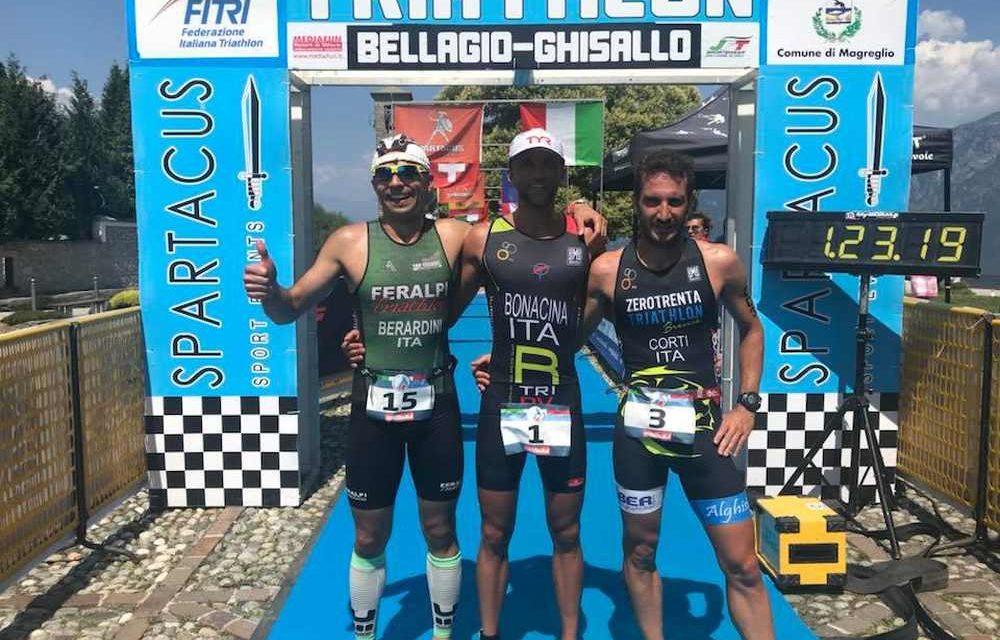 2018-08-05 Triathlon Hard Sprint Bellagio-Ghisallo