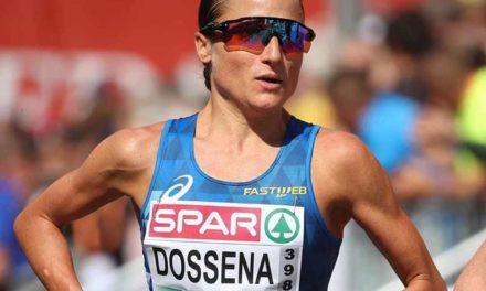 Emozione Sara: sesto posto e primato personale per la Dossena a Berlino 2018