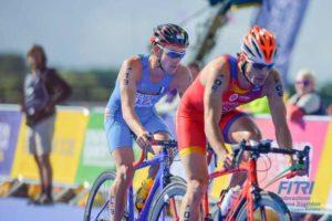 Delian Stateff è 44° al traguardo del Campionato Europeo di triathlon 2018 (Foto ©FiTri / Tiziano Ballabio)