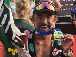 Yuri Scarpellini, con il suo 11:28:06 è l' #ITAFINISHER più veloce all'Ironman Sweden 2018