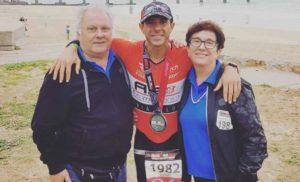 Alessio Morellato è il primo nella classifica #ITAFINISHER dell'Ironman 70.3 World Championship 2018