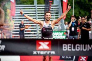 Il francese Francois Carloni si aggiudica l'XTERRA European Tour 2018