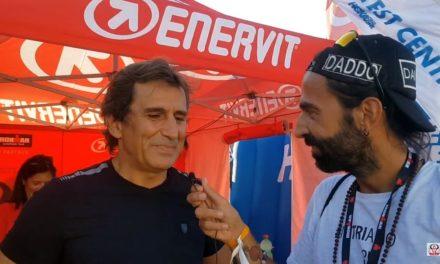 Interviste Ironman Italy, Alex Zanardi