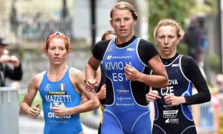 ITU Triathlon World Cup Karlovy Vary, il video e la cronaca della gara femminile, con il bronzo di Anna Maria Mazzetti