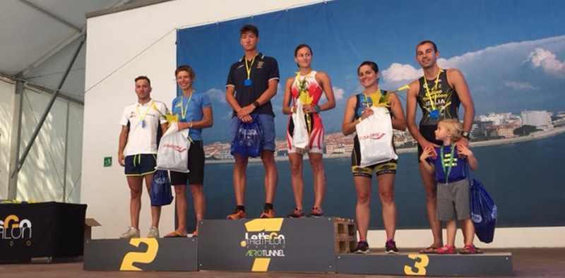 2018-09-02 Let's Go Triathlon – Aquathlon di Grado