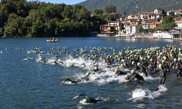 Triathlon di Mergozzo, la 24^ edizione tra conferme e campioni al via. Percorsi, programma e starting list