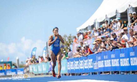 Angelica Olmo è medaglia di bronzo ai Mondiali U23 in Gold Coast