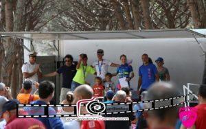 Al Triathlon Sprint di Montalto di Castro vince la gara femminile Silvia Merola (Latina Triathlon), che precede al traguardo Laura Casasanta (ASD 3.4 Fun) e Maya Brunetti (Forum Roma Sport Center) - Foto ©fotoincorsa.com