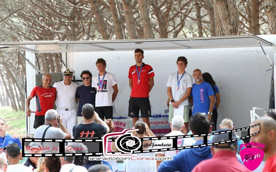 2018-09-01 Triathlon Sprint Montalto di Castro