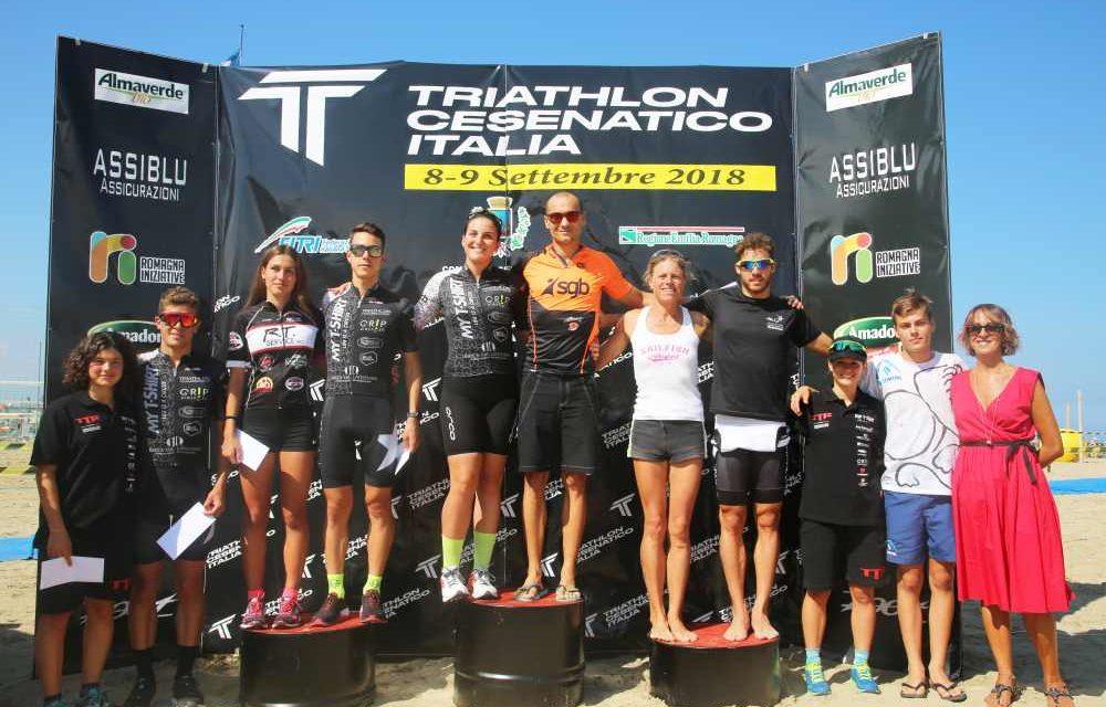 2018-09-08 Triathlon di Cesenatico – Sprint