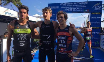 2018-09-29 Campionati Italiani Assoluti di Triathlon Sprint
