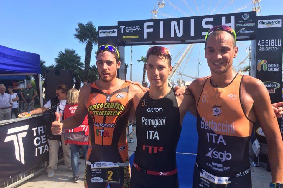 2018-09-09 Triathlon di Cesenatico – Olimpico