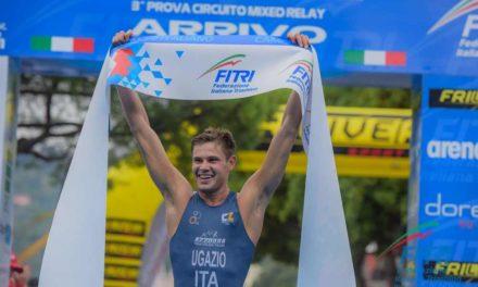 Marcello Ugazio al Triathlon Show Italy!