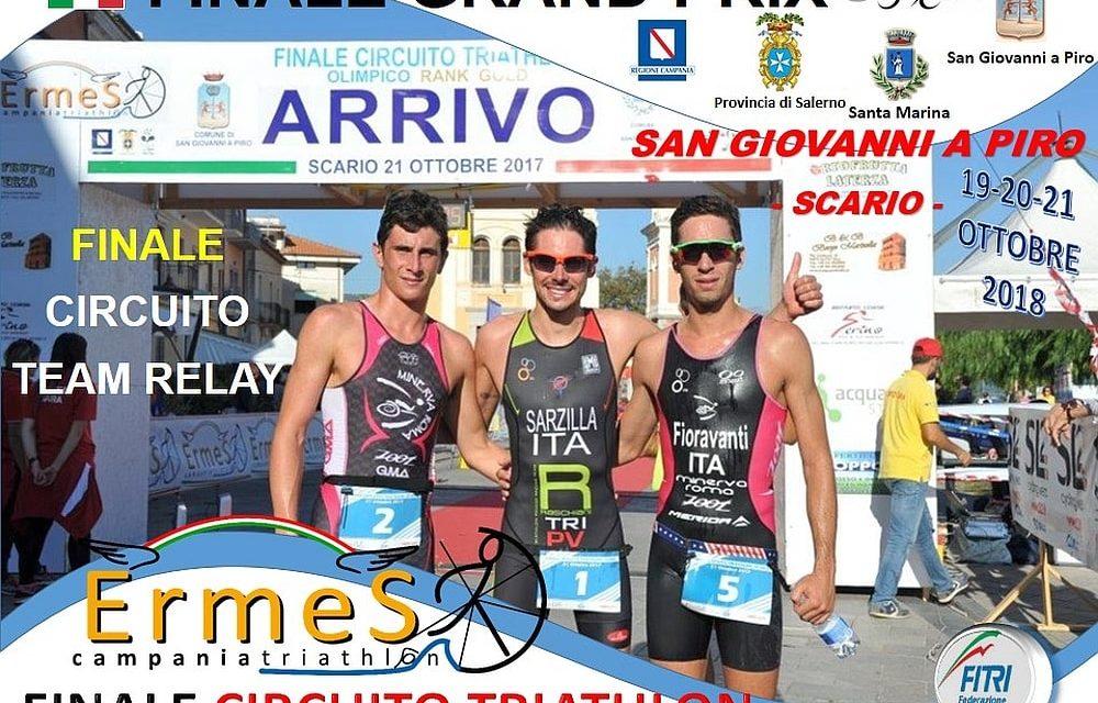 Ultimo giorno per Triathlon di Scario agevolato