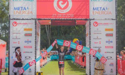 Challenge Sardinia Forte Village 2018, il podio è tutto straniero. Al via 1.400 atleti per una due giorni a tutto triathlon