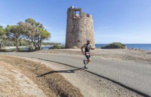 La frazione di corsa del Challenge Sardinia regala scorci meraviglios