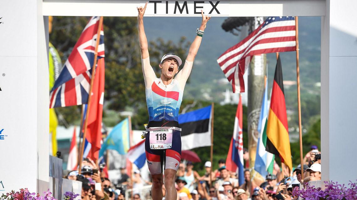 Ho'ala Ironman Training Swim: Lucy Charles termina 1″ dietro ad Amberger, il migliore