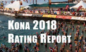 """Kona 2018 Rating Report"", la guida all'Ironman Hawaii World Championship di Thorsten Radde - www.trirating.com"