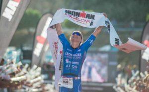 La tedesca Laura Philipp è la regina dell'Ironman Barcelona 2018