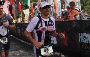 Mauro Ciarrocchi è l'ironman italiano con più traguardi a Kona. Nel 2018 ha ottenuto l'ottava finish line all'Ironman Hawaii World Championship