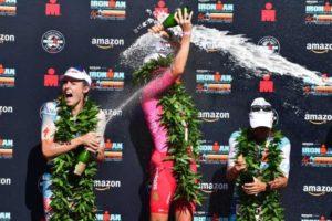 La svizzera Daniela Ryf vince l'Ironman Hawaii World Championship 2018 davanti alla francese Lucy Charles e alla tedesca Anne Haug