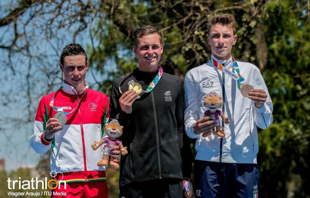 2018-10-07/08 Buenos Aires Youth Olympic Games | Triathlon individuale