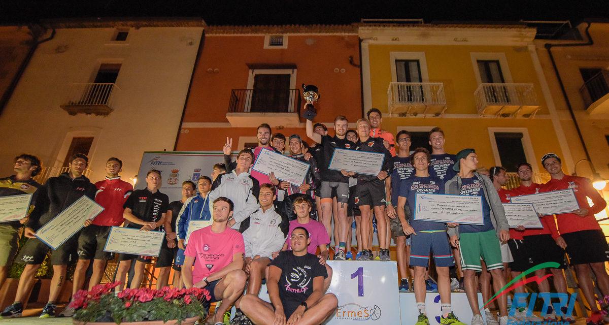 Grand Prix Italia Triathlon 2018 – Classifica finale
