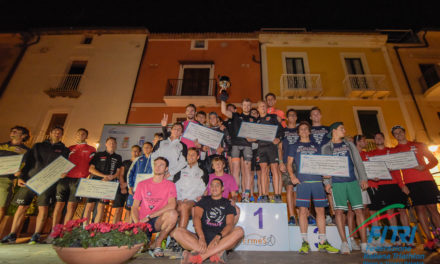Grand Prix Italia Triathlon 2018 – Classifica finale