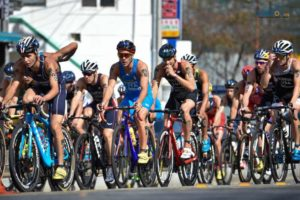 L'azzurro Delian Stateff cercherà a Miyazaki di ripetere l'ottima performance nell'ITU Triathlon World Cup a Cagliari, disputata nello scorso aprile, quando è salito sul gradino più alto del podio (Foto ©ITU Media / Janos Schmidt)