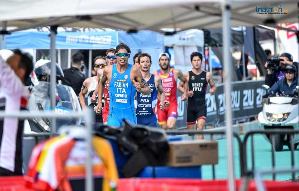 Finale ITU Triathlon World Cup a Miyazaki (Giappone): Fabian e Mazzetti guidano il team azzurro. Favoriti, starting list e programma