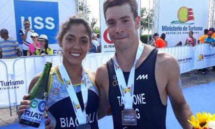 2018-11-11 Santo Domingo CAMTRI Sprint Triathlon American Cup and Iberoamerican Championships
