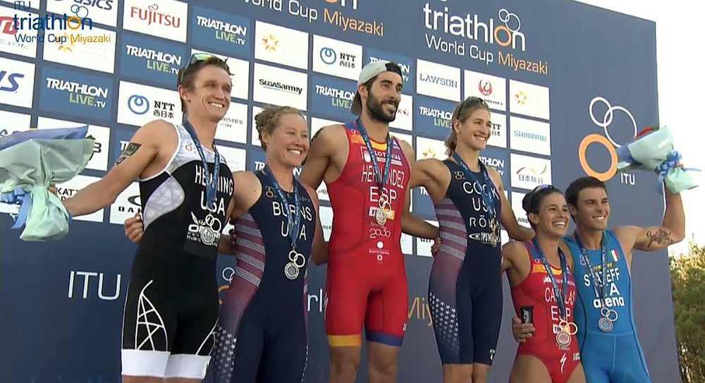 2018-11-10 Miyazaki ITU Triathlon World Cup
