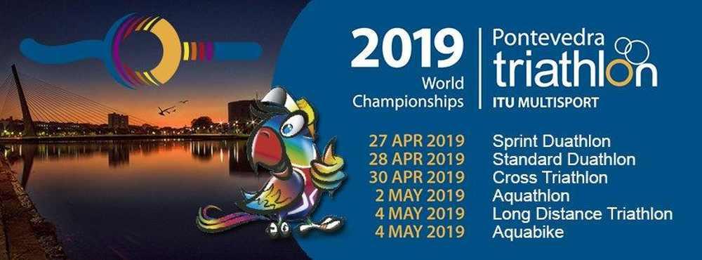 Pontevedra ITU Multisport World Championships 2019, il programma completo