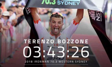 2018-11-25 Ironman 70.3 Western Sydney