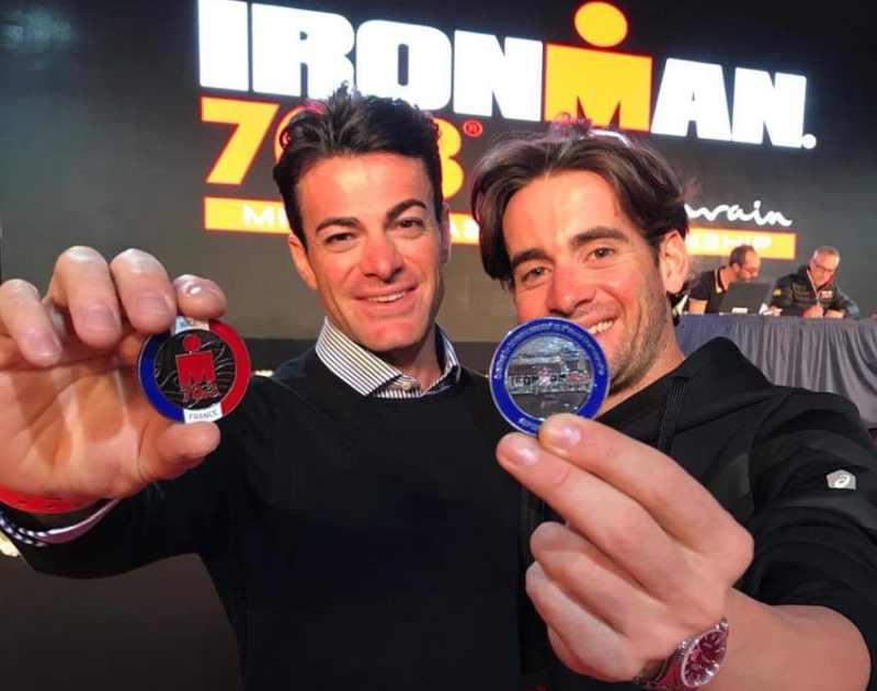Lorenzo ed Edoardo Felici, rispettivamente terzo e settimo di categoria all'Ironman 70.3 Middle East Championship 2018, conquistano la slot per l'Ironman 70.3 World Championship 2019, che si disputerà a Nizza (Francia) il 7 settembre.