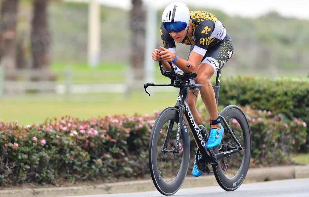 """Rudy Von Berg, la mia vita """"Ironman"""" grazie a papà e… Luc Van Lierde: """"A 5 anni ho visto la gara di Kona e da quel giorno è il mio sogno"""""""