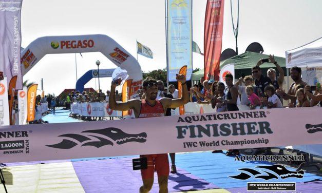 Sul Mondiale di Aquaticrunner 2018 sventola il Tricolore con Jessica Galleani e Alberto Casadei