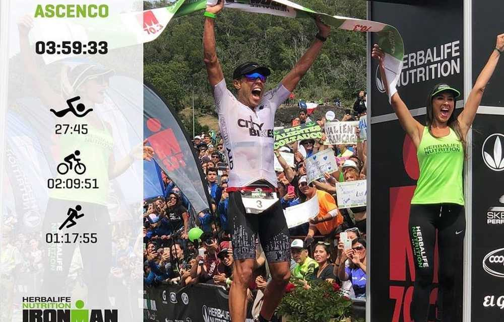 2019-01-13 Ironman 70.3 Pucon