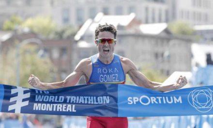 Javier Gomez is back! Nel 2019 lo spagnolo correrà l'ITU World Triathlon Series (ma non solo)