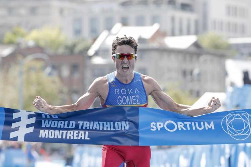 Lo spagnolo Javier Gomez, nel 2019, tornerà a gareggiare nell'ITU WTS, con l'obiettivo di qualificarsi alle Olimpiadi di Tokyo 2020 (Foto ©ITU)