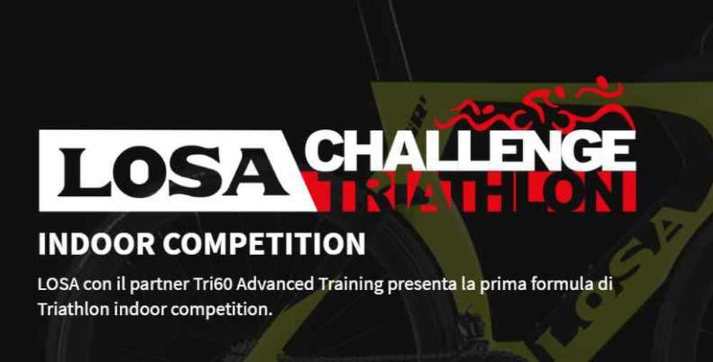 Voglia di gareggiare? C'è il Losa Challenge Triathlon da Tri60 Milano!