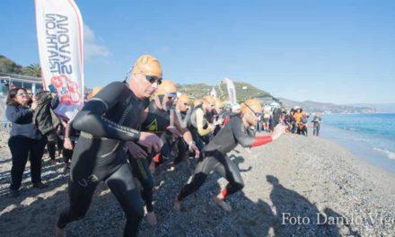 A Noli (SV) la Befana porta l'In3pid Swim&Run