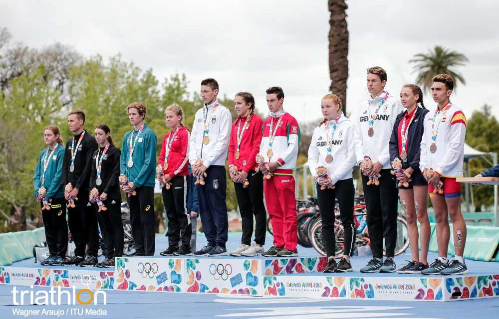 2018-10-11 Buenos Aires Youth Olympic Games | Mixed Relay
