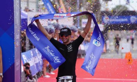 2019-01-27 Ironman 70.3 South Africa