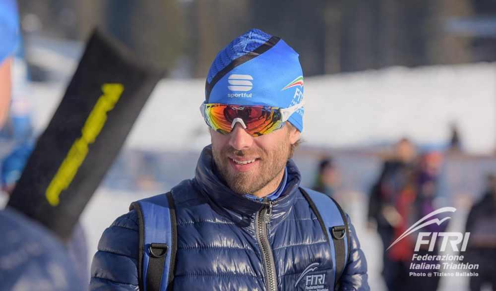 L'Italia è d'oro e d'argento agli Europei di winter triathlon: Lamastra è secondo tra gli Elite, Saravalle e Avondetto primi tra U23 e Junior