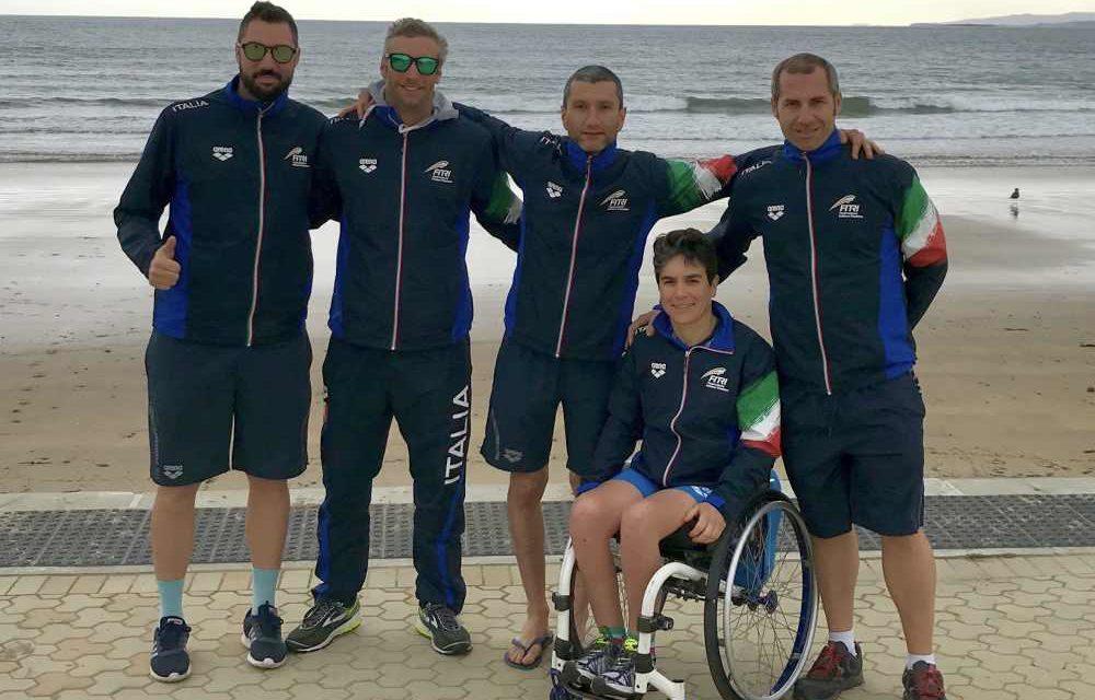 Paratriathlon: inizia la stagione con la prima tappa di World Cup in Australia. Due azzurri in gara