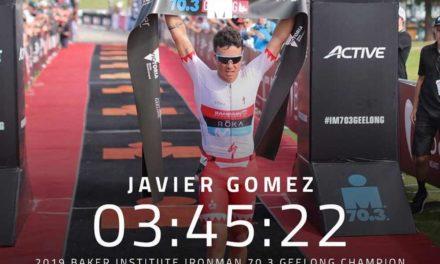 2019-02-17 Ironman 70.3 Geelong