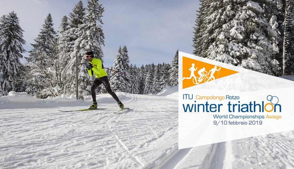 Mondiali Winter Triathlon 2019 ad Asiago: il programma e le starting list. Tutti gli azzurri in gara