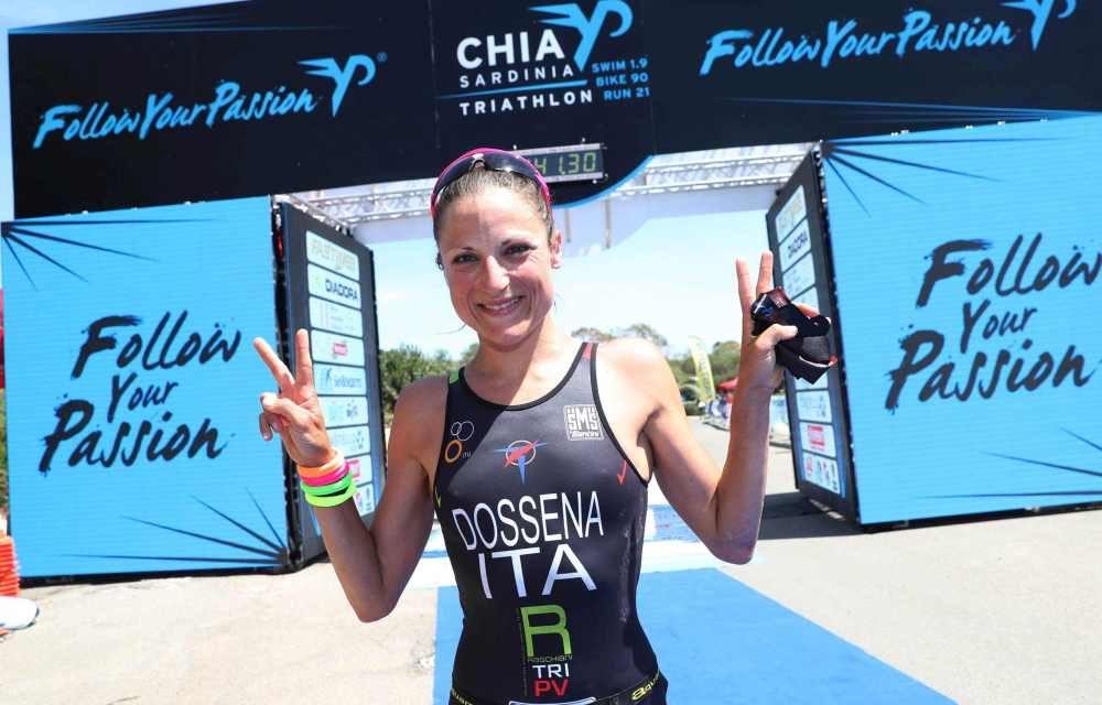 Sara Dossena è la madrina di Triathlon Show Italy. La maratoneta sarà a Cervia per la tre giorni dedicata alla triplice disciplina e condurrà il Gala