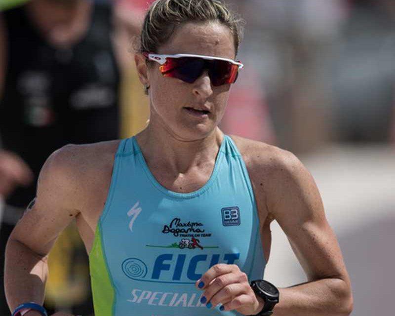 Martina Dogana è la madrina del 1° TriXman, la gara novità  full e half distance del calendario del triathlon italiano
